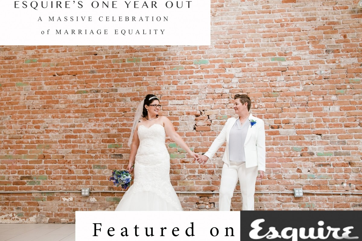 2016 Esquire Marriage Equaliity